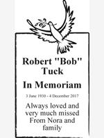 "Robert ""Bob"" Tuck photo"