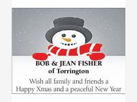Bob & Jean Fisher photo