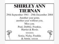 Shirley Ann Tiernan photo