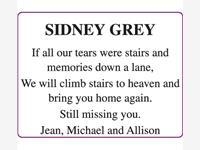SIDNEY GRAY photo