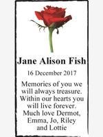 Jane Alison Fish photo