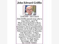 John Griffin photo