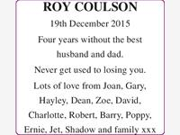 Roy Coulson photo