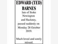 EDWARD TED BARNES photo