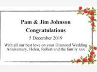 Pam & Jim Johnson photo