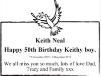 Keith Neal  photo
