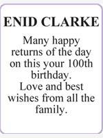 ENID CLARKE photo