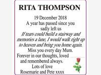 Rita Thompson photo