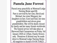 Pamela June Forrest photo