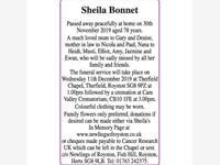 Sheila Bonnet photo