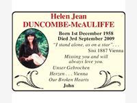 Helen Jean Duncombe-Mcauliffe photo