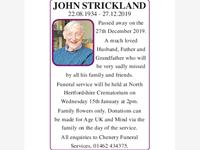 John Strickland photo