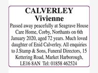 Vivien Calverley photo