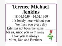 Terence Jenkins photo
