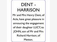 DENT-HARRISON photo