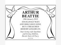 Arthur Beattie photo
