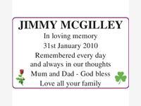 Jimmy McGilley photo