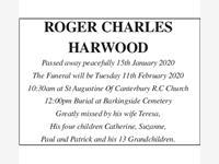 ROGER CHARLES HARWOOD photo