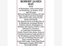 ROBERT JAMES HAY photo