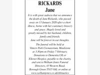 Rickards Jane photo