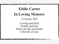 Eddie Carter photo