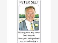 PETER SELF photo