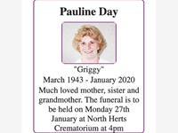 Pauline Day photo