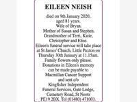 EILEEN NEISH photo