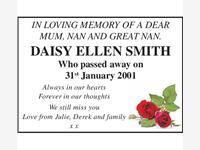 Daisy Ellen Smith photo