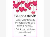 Sabrina Brock photo