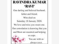 RAVINDRA KUMAR 'RAVI' photo