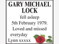 Gary Michael Lock photo