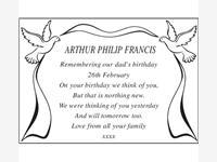Arthur Philip Francis photo