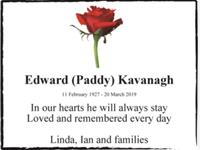 Edward (Paddy) Kavanagh photo