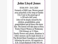 John Lloyd Jones photo