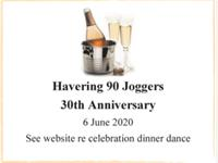 Havering 90 Joggers photo