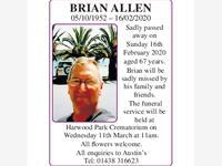 Brian Allen photo