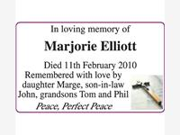 Marjorie Elliott photo