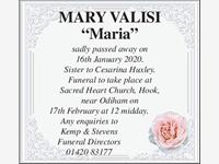 Mary Valisi photo