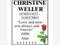 Christone Weller photo