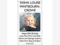 TASHA LOUISE WHITBOURN-CROWE photo