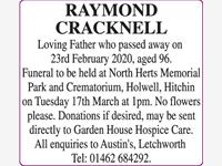 Raymond Cracknell photo