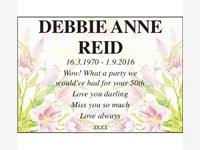 Debbie Reid photo