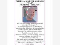 """William Walter Warner """"Wink"""" photo"""