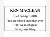Ken Maclean photo