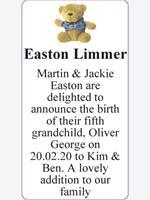 Easton Limmer photo