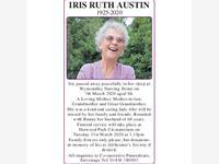 Iris Austin photo
