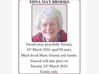 Edna May Brooks photo