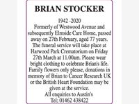 Brian Stocker photo