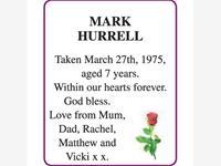 MARK HURRELL photo